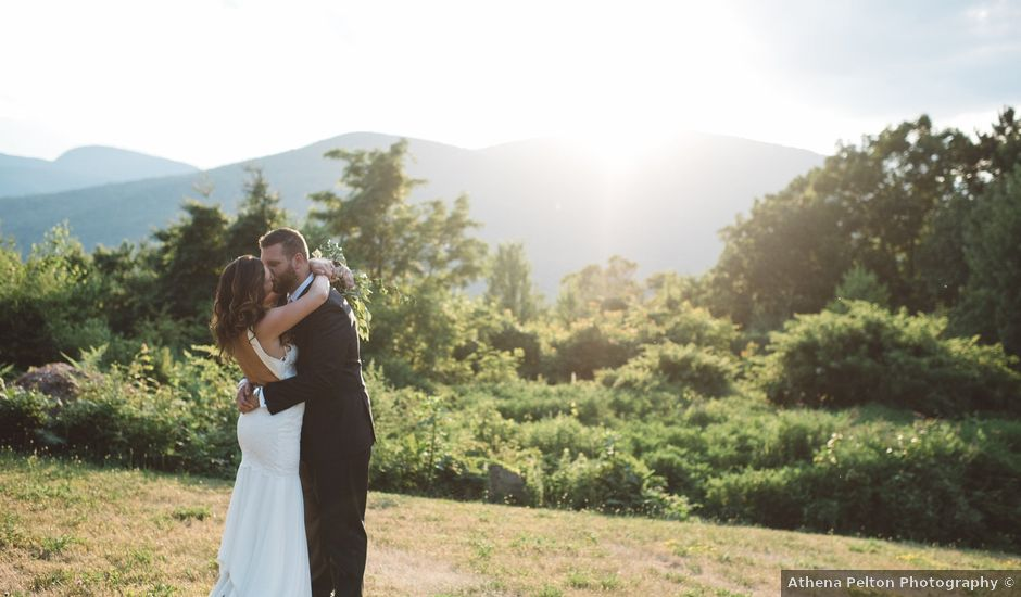Bethany and Chris's Wedding in Boiceville, New York