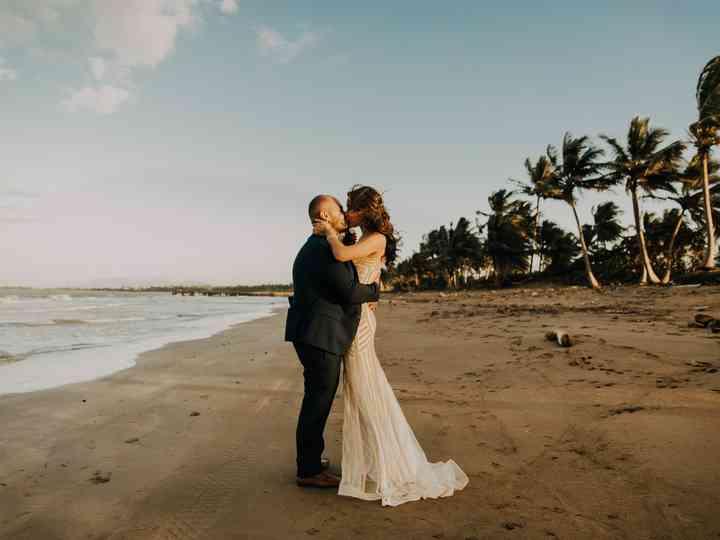 The wedding of Lauren and Carlos
