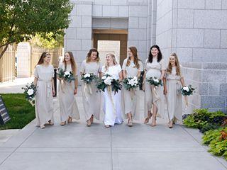 The wedding of Annika and Nolan 1