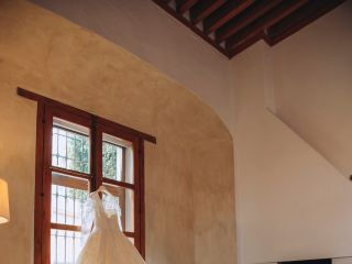 The wedding of Araceli and Oswaldo 1