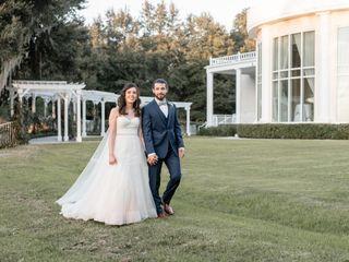 The wedding of Gabriel and Rachel