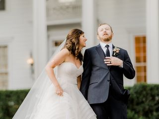The wedding of Riley and Richard