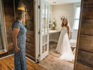 Haley and John's Wedding in Hendersonville, Tennessee 3