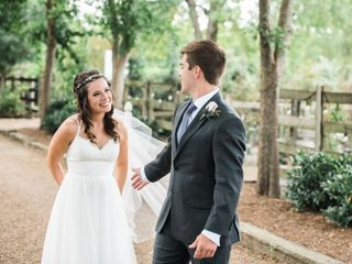 Haley and John's Wedding in Hendersonville, Tennessee 9