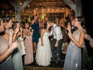 Haley and John's Wedding in Hendersonville, Tennessee 31