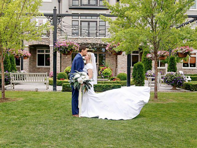 The wedding of Annika and Nolan