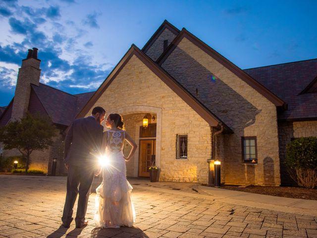Kyle and Kassie's Wedding in Kenosha, Wisconsin 1