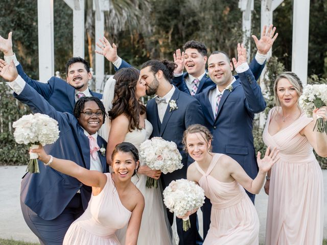Rachel and Gabriel's Wedding in Lake Mary, Florida 25