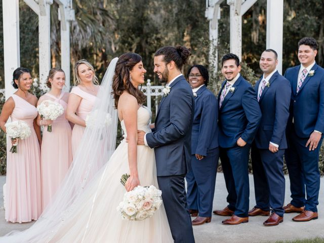 Rachel and Gabriel's Wedding in Lake Mary, Florida 26