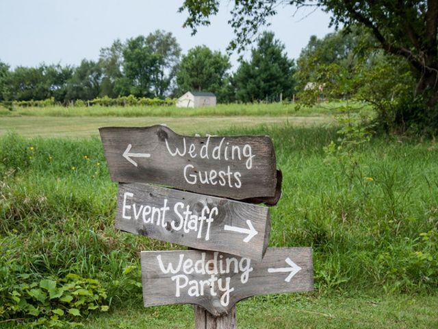 Lea and Leah's Wedding in Stillwater, Minnesota 1