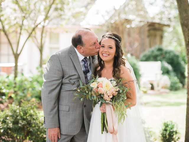 Haley and John's Wedding in Hendersonville, Tennessee 7