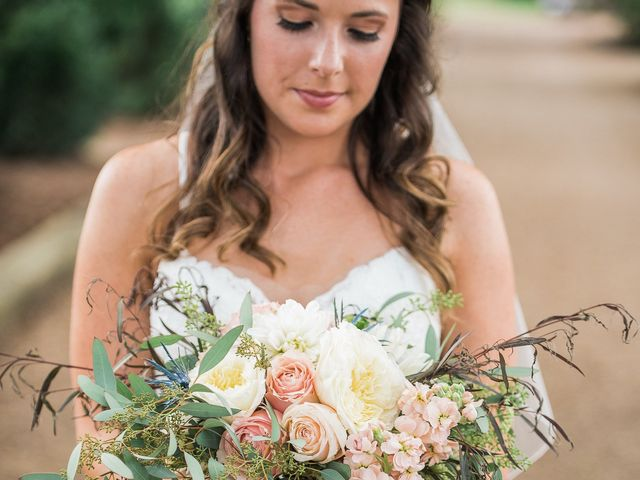 Haley and John's Wedding in Hendersonville, Tennessee 4