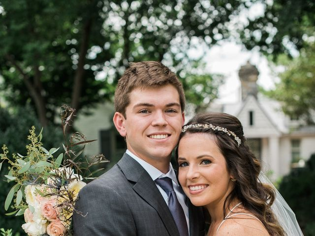 Haley and John's Wedding in Hendersonville, Tennessee 10