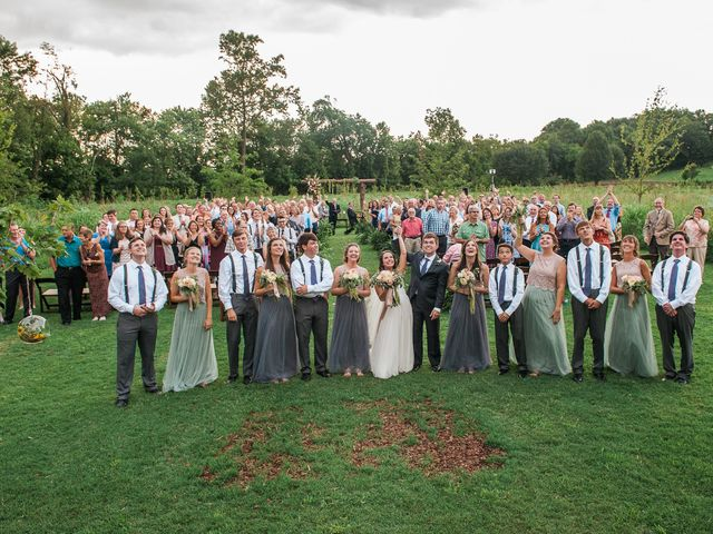 Haley and John's Wedding in Hendersonville, Tennessee 18