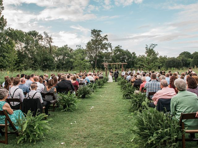 Haley and John's Wedding in Hendersonville, Tennessee 15