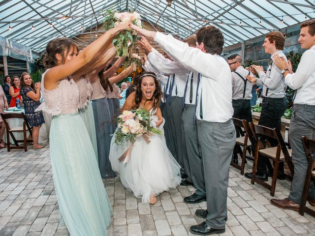 Haley and John's Wedding in Hendersonville, Tennessee 22