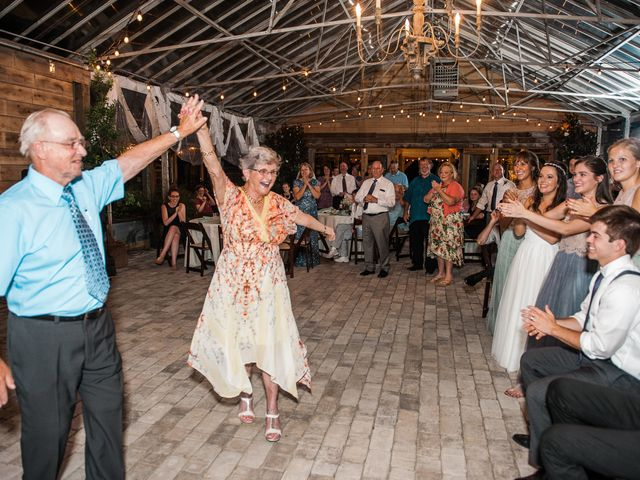 Haley and John's Wedding in Hendersonville, Tennessee 30