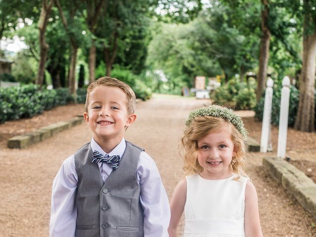 Haley and John's Wedding in Hendersonville, Tennessee 13