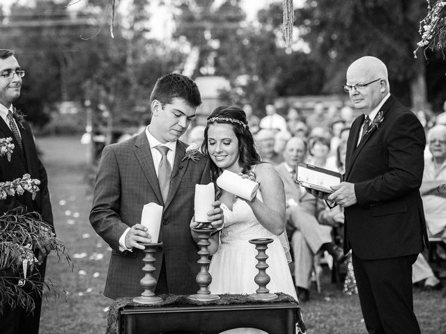 Haley and John's Wedding in Hendersonville, Tennessee 16