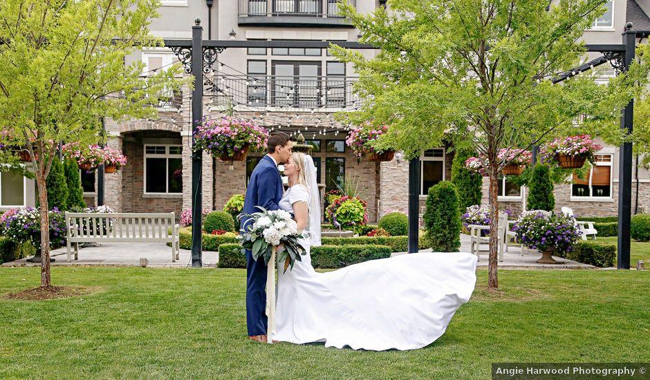 Nolan and Annika's Wedding in Provo, Utah
