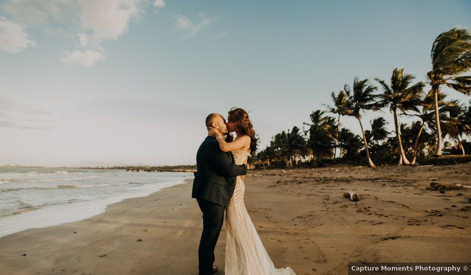 Carlos and Lauren's Wedding in Bayamon, Puerto Rico