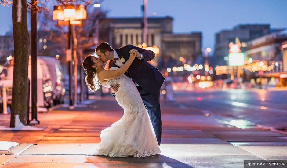 Alex and Sarah's Wedding in Milwaukee, Wisconsin