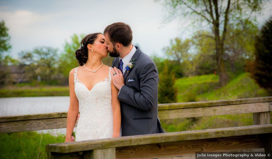 Kyle and Kassie's Wedding in Kenosha, Wisconsin
