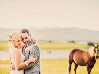 The wedding of Josh and Rya