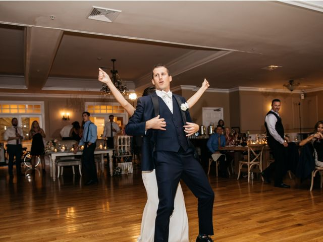 Connor and Sarah's Wedding in Newton, New Jersey 8