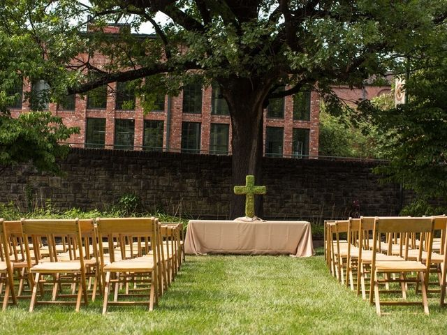 Samantha and Lance's Wedding in Frankfort, Kentucky 11