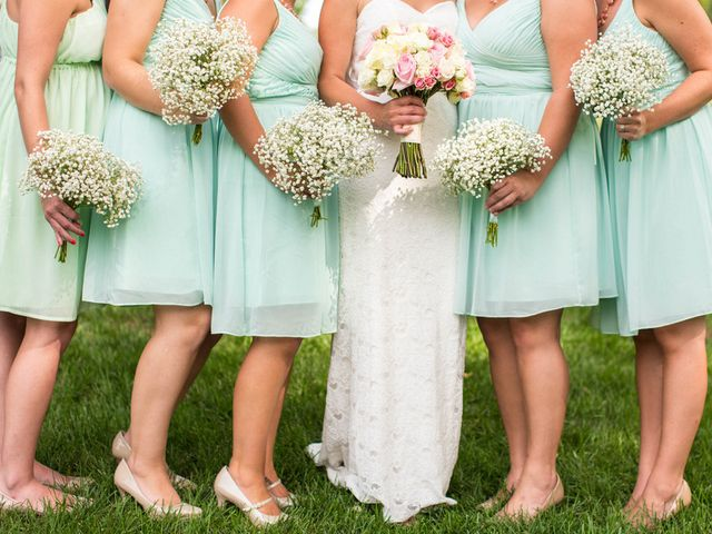 Samantha and Lance's Wedding in Frankfort, Kentucky 6