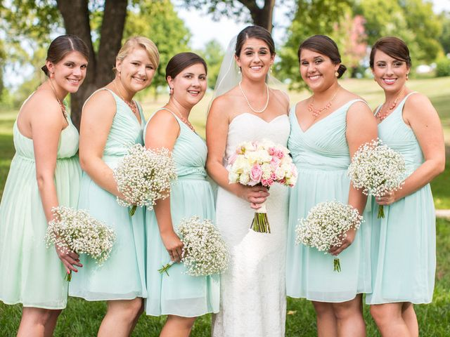 Samantha and Lance's Wedding in Frankfort, Kentucky 4