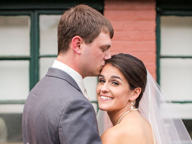 Samantha and Lance's Wedding in Frankfort, Kentucky 22