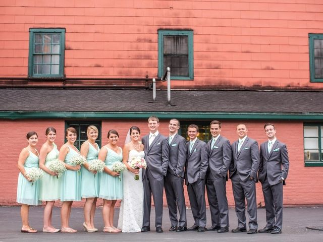 Samantha and Lance's Wedding in Frankfort, Kentucky 17