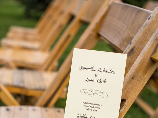 Samantha and Lance's Wedding in Frankfort, Kentucky 12