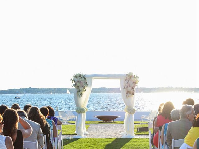 Lindsey and Frank's Wedding in Newport, Rhode Island 8