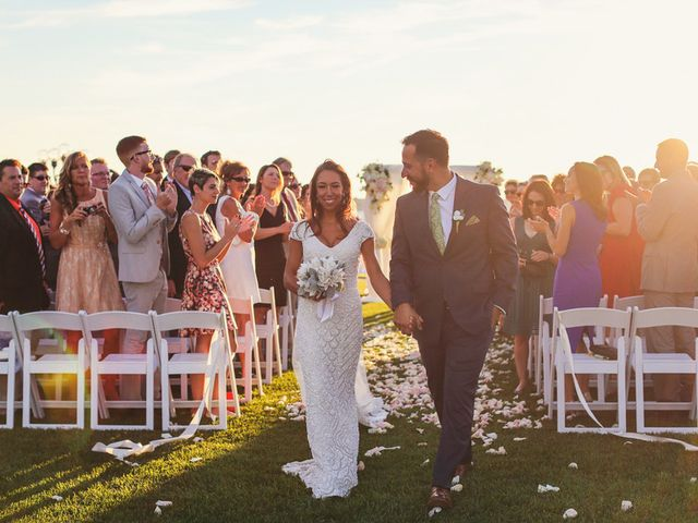 Lindsey and Frank's Wedding in Newport, Rhode Island 12