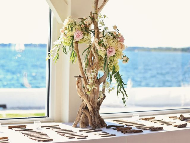 Lindsey and Frank's Wedding in Newport, Rhode Island 16