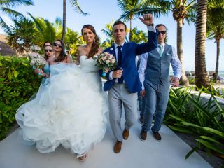 The wedding of Veronika and Sergey