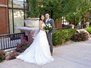 The wedding of Stallon and Lex 2
