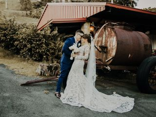 The wedding of Arlene and Jean 2