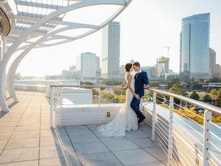 The wedding of Lydia and Jonathan