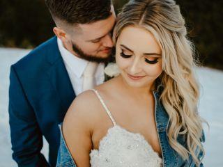 The wedding of Samantha and Tim