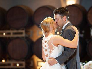 The wedding of Konstantine and Katlyin 1