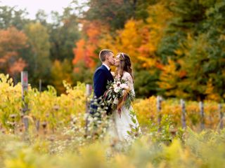 The wedding of Tayla Marie and Corey