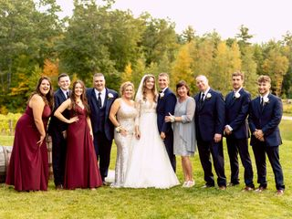 The wedding of Tayla Marie and Corey 2