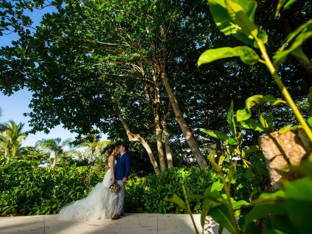 Sergey and Veronika's Wedding in Playa del Carmen, Mexico 4
