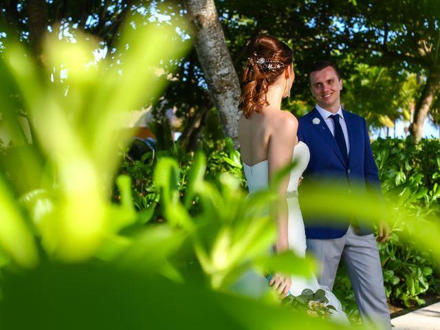Sergey and Veronika's Wedding in Playa del Carmen, Mexico 6