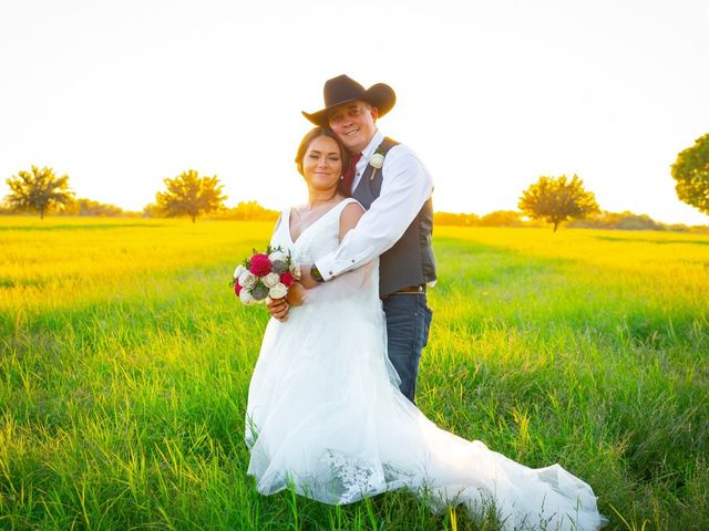 The wedding of Ashely and Justin