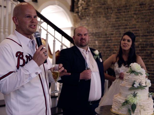 Morgan and Nick's Wedding in Bowling Green, Kentucky 4